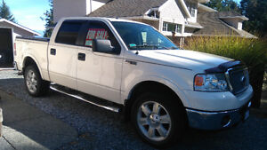 2008 Ford F-150 SuperCrew crome Pickup Truck