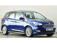 2017 Ford C-MAX 1.0 EcoBoost 125 Titanium Navigation 5dr MPV petrol Manual