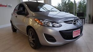 2012 Mazda Mazda2 PAY MONTHLY! NO CREDIT CHECK!! Carloan123.ca