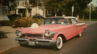 mercury monterey 1957,ford,chevrolet,pontiac,plymouth,dodge,gmc