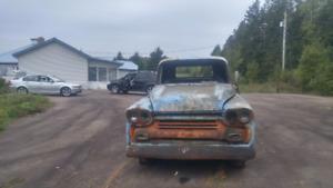 1959 Chev Apache 1/2 truck
