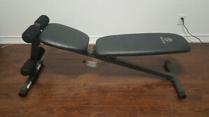 Gold's Gym XR 5.9 Decline Bench FID London Ontario image 2