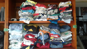 Huge lot of clothes boys 0-12 months
