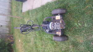 Power Fist Electric Pressure Washer Negotiable