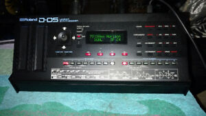Roland D-05 Linear Synth (Boutique Series)