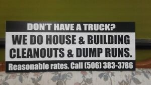 Truck Available For Light Deliveries Reasonable Rates!!