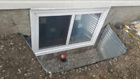 CONCRETE CUTTING FOR BASEMENT WINDOWS & DOORWAYS  1(403)680-0611