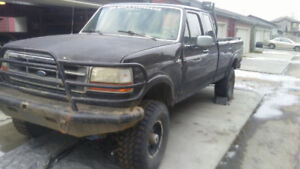 1994 ford f250 7.3 turbo 5 speed