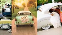 Need to Rent Classic Ride for our wedding day