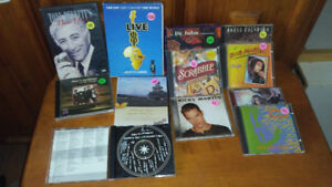 DISQUES COMPACTS/DVD