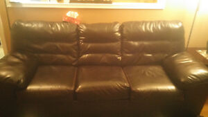 Couch and Love Seat for sale  1000$