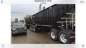 Grain trailers for rent