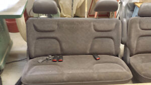 2000 Dodge Caravan Bench Seats