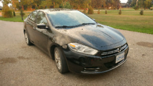 2014 Dodge Dart Aero Turbo 6spd