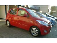 2012 Hyundai i10 ACTIVE 20 ROAD TAX Hatchback Petrol Manual