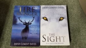 2 Novels by David Clement-Davies