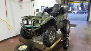 ATV Yamaha Grizzly 4×4 quad