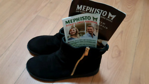 Mephisto Womens Slouch Boots