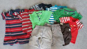Boys Summer Clothes 18-24 months