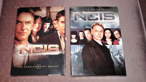 Complete Seasons 1 & 2 Of NCIS (DVD)