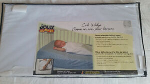 Jolly Jumper Crib Wedge Kitchener / Waterloo Kitchener Area image 1
