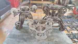 Antique Hay Carriers