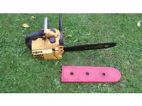 Small top saw petrol chainsaw -non-runner