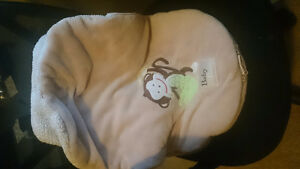 BABY cuddle bag and car seat bag