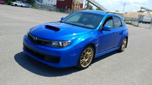 Subaru wrx sti sportech Hatchback