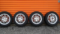 GOOD LOOKING TIRES AND RIMS
