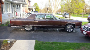 1976 lincoln for sale