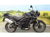 Triumph Tiger 800 2012** 2 Owners, 2 Keys, 1 Alarm Fob, Full Service History**