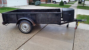 Quality Built Steel Utility Trailer Kitchener / Waterloo Kitchener Area image 3