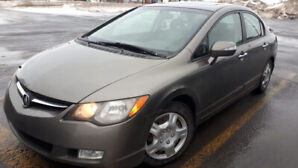 Acura CSX premium, only 135000km, no rust. very clean