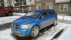 2009 Dodge Caliber SXT Needs cnew clutch among other things