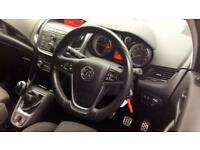 2014 Vauxhall Zafira 2.0 CDTi SRi 5dr Manual Diesel Estate