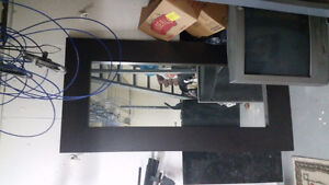 Price reduced  to $ 250! HUGE DEAL 6ftx3ft solid oak mirror