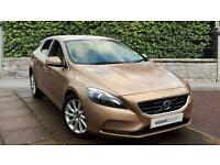 2014 Volvo V40 D2 SE Lux with Leather and Cru Manual Diesel Hatchback