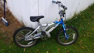Vélo enfant 18 po