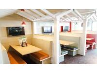 3 bedroom caravan with double glazing and central heating. Located near Rye