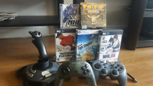 Game with controller bundle