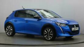 image for 2020 Peugeot E-208 50kWh GT Line Auto 5dr Hatchback Electric Automatic