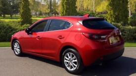 2015 Mazda 3 2.0 SE-L Nav 5dr Manual Petrol Hatchback