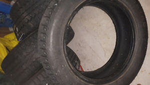 Uniroyal Tiger Paw Snow Tires 15in