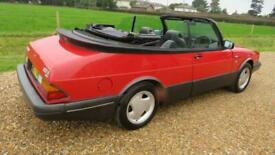 image for 1992 Saab 900 2.0 S Special 2dr px to clear  CONVERTIBLE Petrol Manual