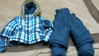 Brand New Snow Suit 3 - 6 months