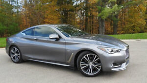 Lease Takeover - 2018 Infiniti Q60s