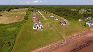 6433 Rte 11 Cape Egmont Cottage Rental Business PEI Canada