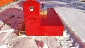 90gal ROAD-VAULT L-shaped fuel tank