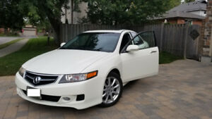 2008 Acura TSX (Safety Certified and Emission Tested)